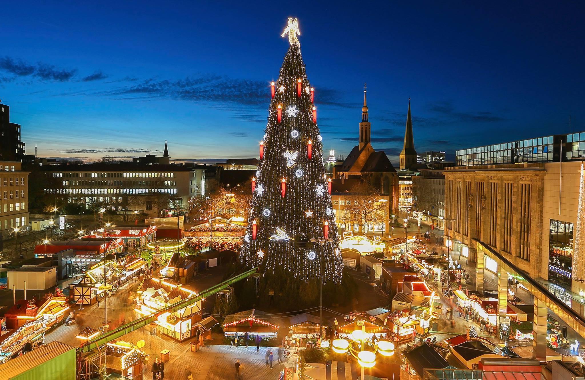 Dortmunder Weihnachtsmarkt 2021